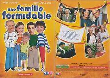 UNE FAMILLE FORMIDABLE : EPISODE 9 INTEGRALE - DVD