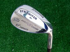 Spalding Dynamiter Angled Groove 57 Degree Forged Sand Wedge Right Hand NEW