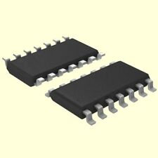 4 pcs. MCP6004-E/SL  Microchip  4xOp-Amp LP 1,0MHz 0,6V/us  SO14  NEW  #BP