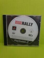 Richard Burns Rally (Disc Only) 🕹️PLAYSTATION 2 PS2 🕹️ FREE POST