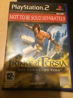 Prince Of Persia: The Sands Of Time - PAL - Sony Playstation 2 / PS2 Game