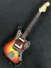Fender Serviceman Jaguar Vintage Heavy Relic Patina Display Only No Reserve