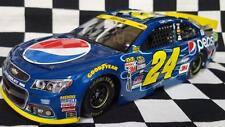 "2015 Jeff Gordon #24 Pepsi Chase 1/24th Chevrolet ""Gen 6"" SS NASCAR"