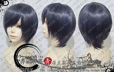 Black Butler Ciel Kuroshitsuji Phantomhive Anime Cosplay Wig S702