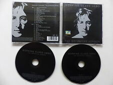 CD Album The definitive JOHN LENNON Working class hero 0946 3 40080 2 0