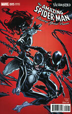 AMAZING SPIDER-MAN : RENEW YOUR VOWS ISSUE 5 - HUMBERTO RAMOS VENOMIZED VARIANT