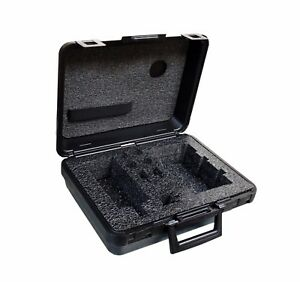 New Lightweight Plastic Case for Bird 43 or 4304A Wattmeter - Equal to 4300-061