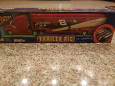 Nascar 1:64 Trailer RIg Dale Earnhardt Jr # 8 Winners Circle All Star Game  2002