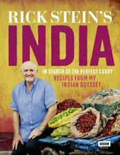 Rick Stein's India by Stein, Rick Book The Fast Free Shipping