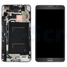 Samsung Galaxy Note 3 N900A N9005 N900V LCD Screen Digitizer Frame Black Pink