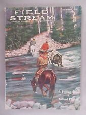 Field & Stream Magazine - December, 1920 ~~ Field and Stream