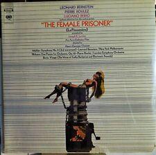 FEMALE PRISONER (1969 LEONARD BERNSTEIN) MINT VINYL LP, LAWRENCE TERZIEFF