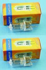 2 pezzi 120v 300w gx-6, 35 OMNILUX penna Socket-Studio Lampada g-6, 35 gx6, 35 NUOVO