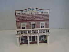 Gone with the Wind Sheila 1995 General Store Frank Kennedy Hardware Furniture