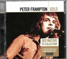 PETER FRAMPTON : GOLD - DEFINITIVE COLLECTION - 2 CDs REMASTERED - T.B.E. !!!!!!