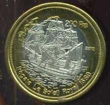 Terres Australes et Antarctiques Françaises 200 francs  2012