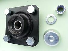 single hub 600kg with Bearings Dust Cap Bolts Nuts for Trelgo Franc Car trailer