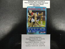 2007 TEAMCOACH BLUE PRIZE CARD NO.07 NIGEL LAPPIN BRISBANE LIONS