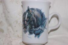 E. R. Gray & Sons Mug Cup Tasse à café Cart Horse