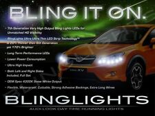 Subaru XV Crosstrek & Impreza LED DRL Head Light Strip Kit Day Time Running Lamp