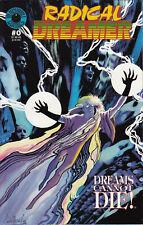 Blackall Comics Radical Dreamer #0 of 5 (Poster Comic) 1994 Fine
