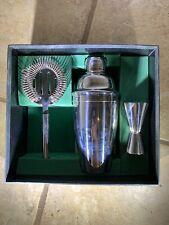 New listing New Oneida Cocktail Shaker Martini Bar Set Kit