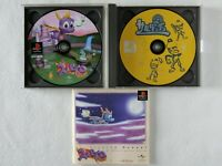 SPYRO THE DRAGON PS1 Sony Playstation From Japan