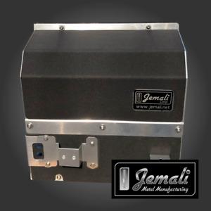 Kenworth T300, W900 / W900L, W900B,  T600 / T660,  T800 AC / Heater Aluminum Box