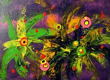 "Acrylbild Acrylmalerei Gemälde Malerei Leinwand  Keilrahmen ""Frühlingsgefühle"""