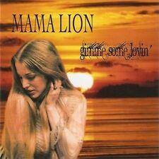 "Mama Lion:  ""Gimme Some Lovin"" (unreleased Album 1973)  Red Vinyl Reissue"