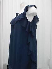 """""""MISO""""ladies dark blue dress size 10"""