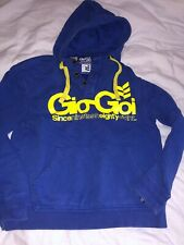 Mens Clothes Bundle- 2 Items- Size Medium- Blue Gio Goi Hoody & NYC H&M Jumper
