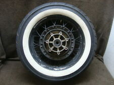 01 KAWASAKI VN1500 VN1500 VULCAN WHEEL RIM & TIRE, REAR #YN11