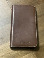 Platinum SB Foot Leather Folio Wallet Case Protective for iPhone XS Max 6.5in