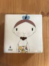 Chiratorn Chirapravati-Bangkok-Girl Trinket Box