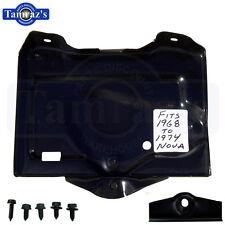 68 69 70 71 72 73 74 Chevy II / Nova Battery Tray Clamp & Bolt Kit 7 Pcs