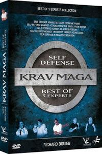 Best Of 5 Experts: Krav Maga Self Defense [New DVD]