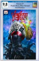 Venom #27 CGC 9.8 Marvel 2020. Skan Trade Dress Homage Var PRE-ORDER 8/12/20