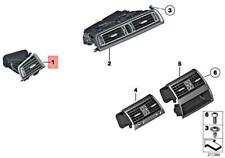 For BMW Genuine Dashboard Air Vent Right Outer 64229166890