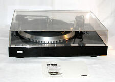 Sansui * SR-838 * HighEnd Direct-Drive Plattenspieler * Black Klavierlack * 1833