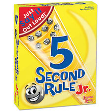 University Games 5 Second Rule Jr.