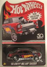 Hot Wheels 2018 KMart KDays '55 Chevy Bel Air Gasser Mail In Promo Free Shipping