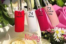 Vernis Semi Permanent NAILITY UV/LED/CCFL n°73 dolce 15ml GEL POLISH USA