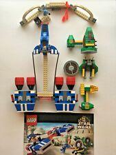 Lego Star Wars Episode I Watto's Junkyard (7186) + Instructions, missing pieces
