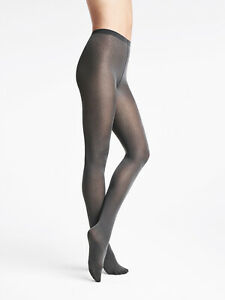 WOLFORD Studio Spots 50 DEN Everyday Tights Size XS Patterned Matte Shiny Look