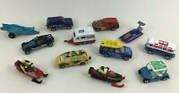 Die-Cast 1:64 Outdoors Camping Loose 12pc Lot Matchbox Diecast Vintage 90s