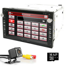 2DIN HD Car Stereo DVD GPS Navi Player for VW Passat B5 Golf POLO MK4 BORA Jetta