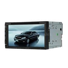 """Universal 7"""" 2 DIN HD Car DVD MP5 Player Bluetooth FM Radio Aux Input USB N4Y8"""