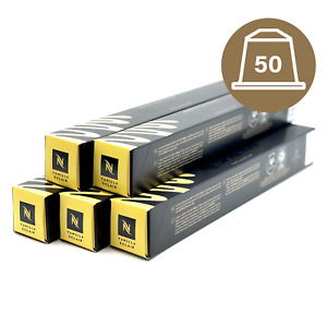 NESPRESSO PACK OF 5 SLEEVES ORIGINAL VANILLA ÉCLAIR 50 PODS
