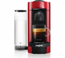 NESPRESSO by Magimix VertuoPlus M600 Coffee Machine - Piano Red - Currys